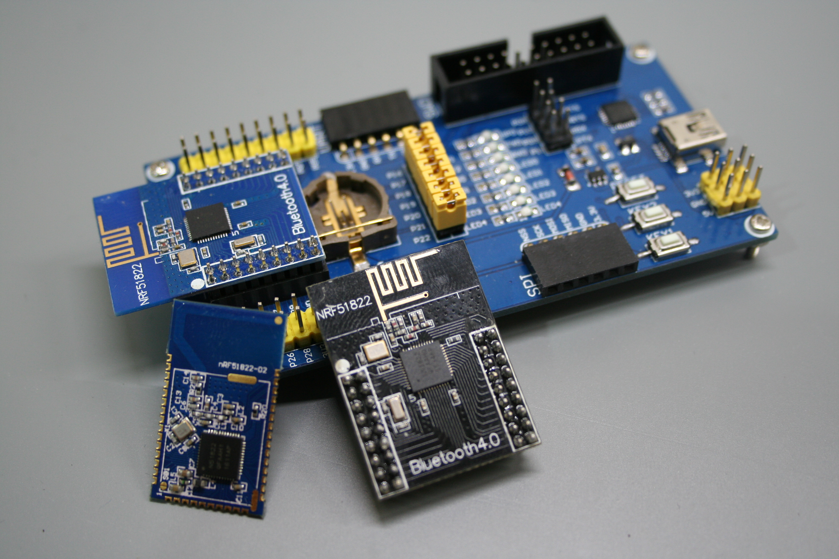 Bluetooth Low Energy nRF51