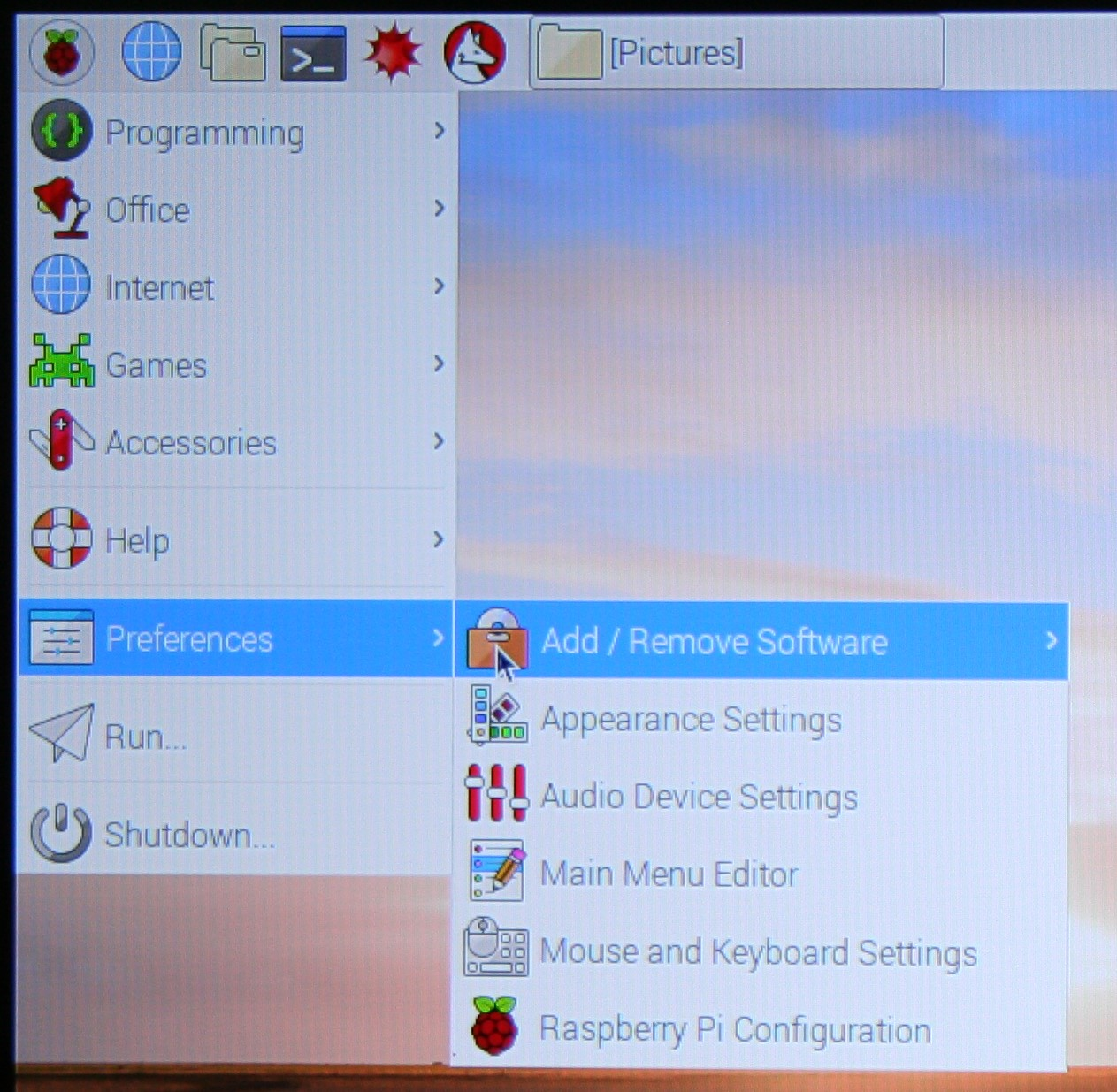 Installieren von QT Creator auf dem Raspberry Pi 3